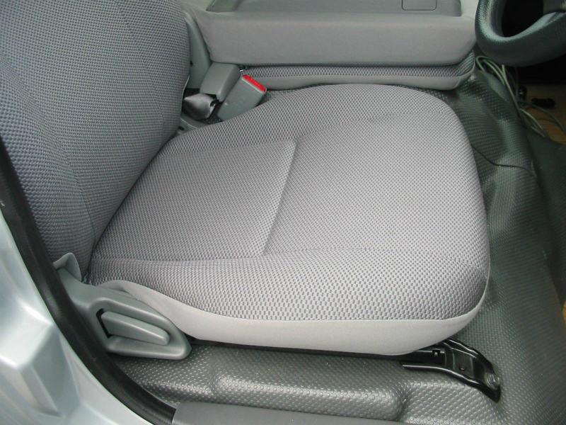 自動車布シート