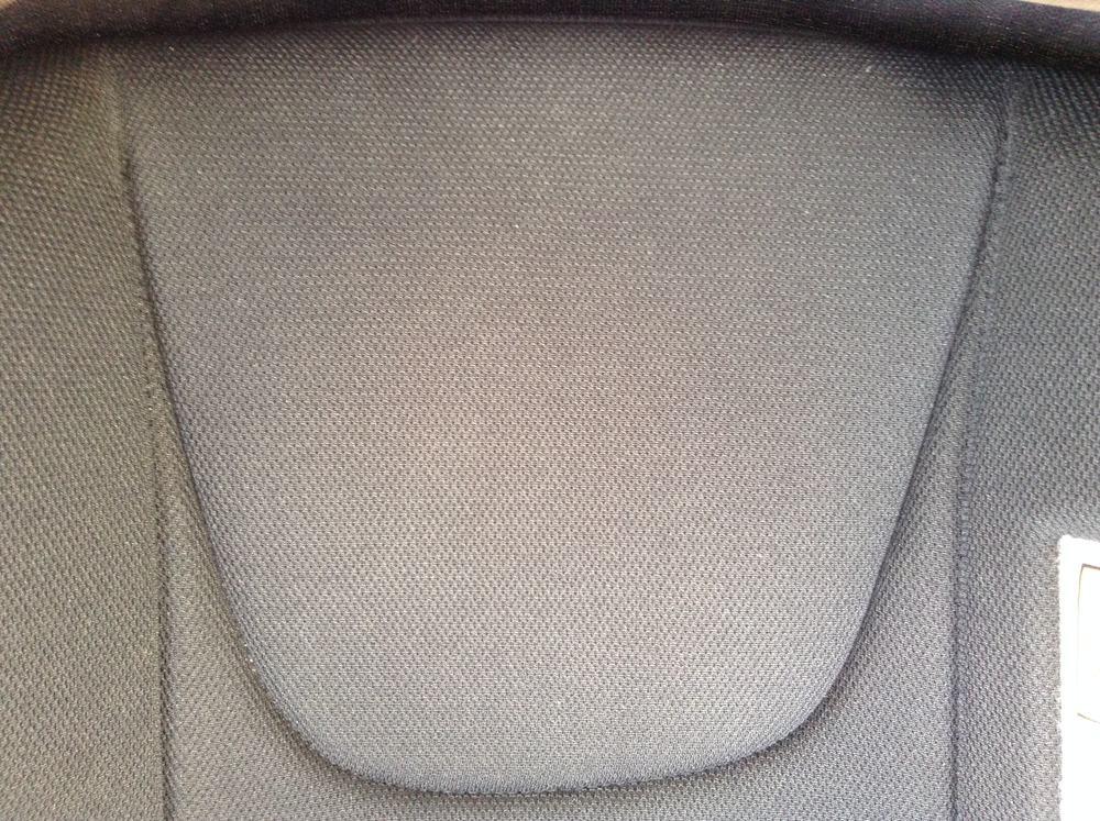 チャイルドシートのクリーニング