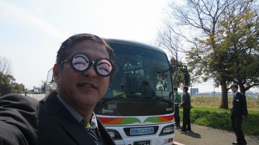 強制収容バス