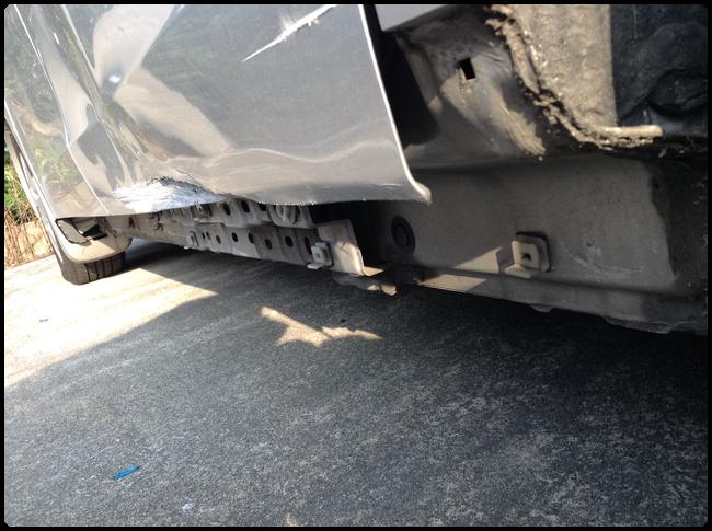 ステップワゴンの板金塗装・修理03