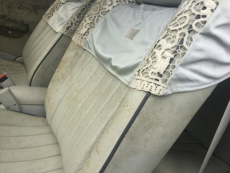 フィガロのシート